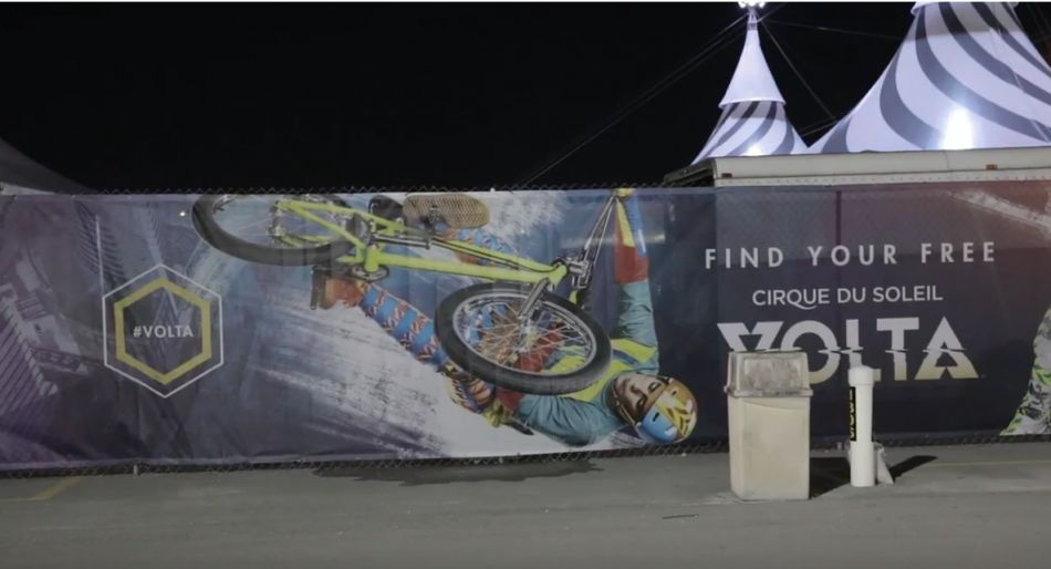 Cirque du Soleil and BMX - Polar Opposites or a Perfect Match? by Vital BMX