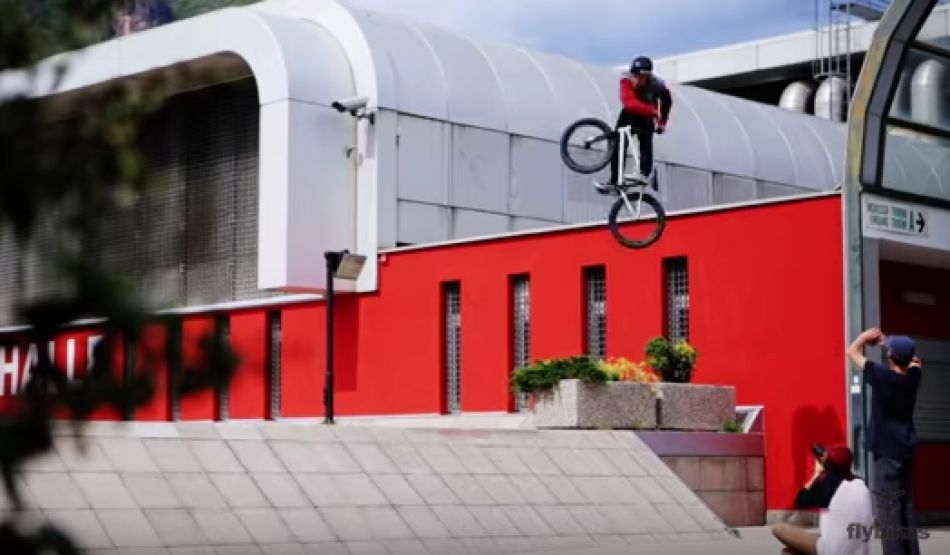 "Stefan Lantschner ""Go With The Flow"" by Flybikes"