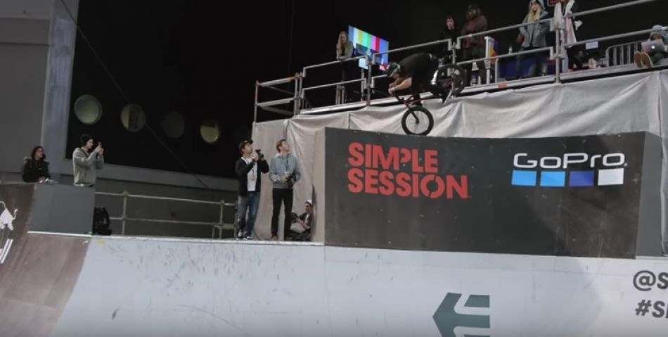 A Day at Simple Session 2017 by Dan Foley