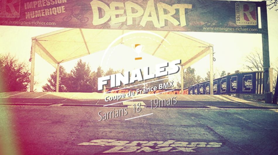 French BMX Cup / Finals Elite Men - Sunday 19 March  from Vincent