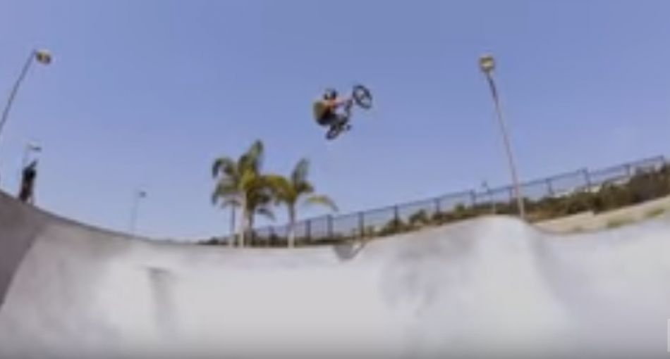 "BMX: GARY YOUNG - ""SHRED TIL DAD"""