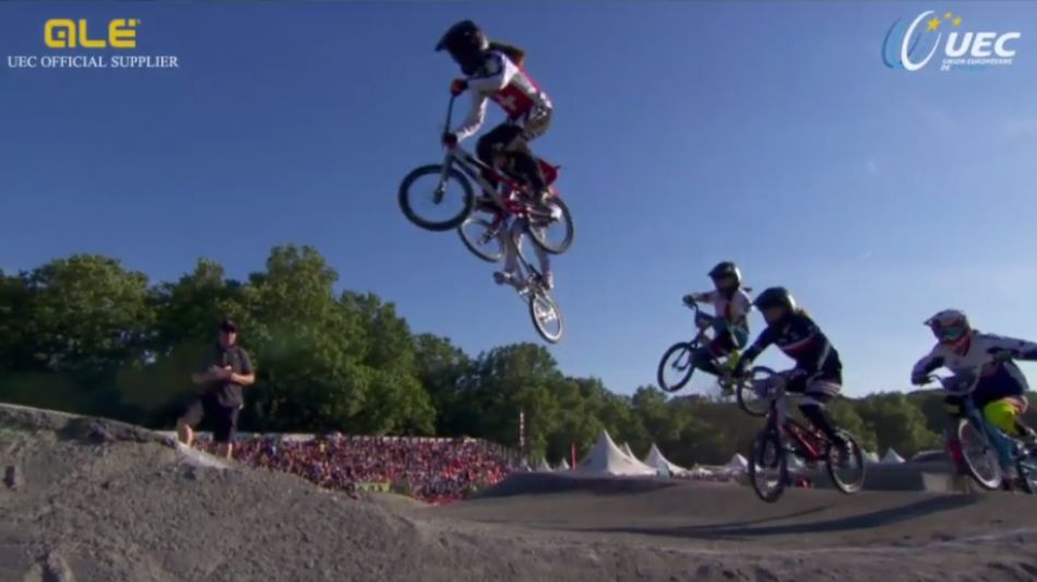 LIVE - 2017 BMX EUROPEAN CHAMPIONSHIPS - Bordeaux (France) by UEC