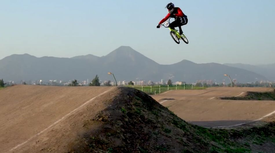 RaiGuzman - BMX Bicicross by Toto Middleton