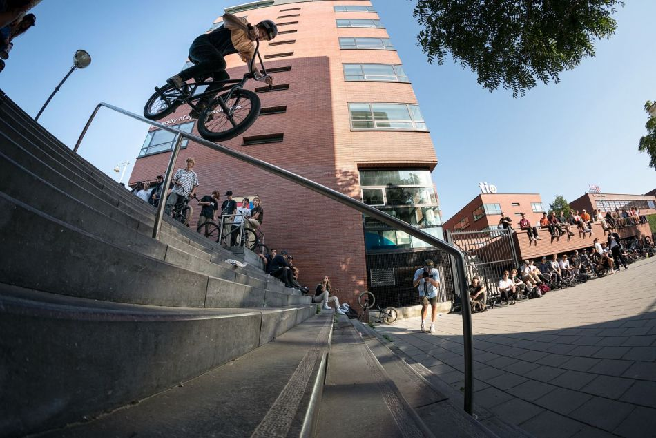SOULCYCLE X BOUNTYHUNTERS - AMSTERDAM STREET JAM