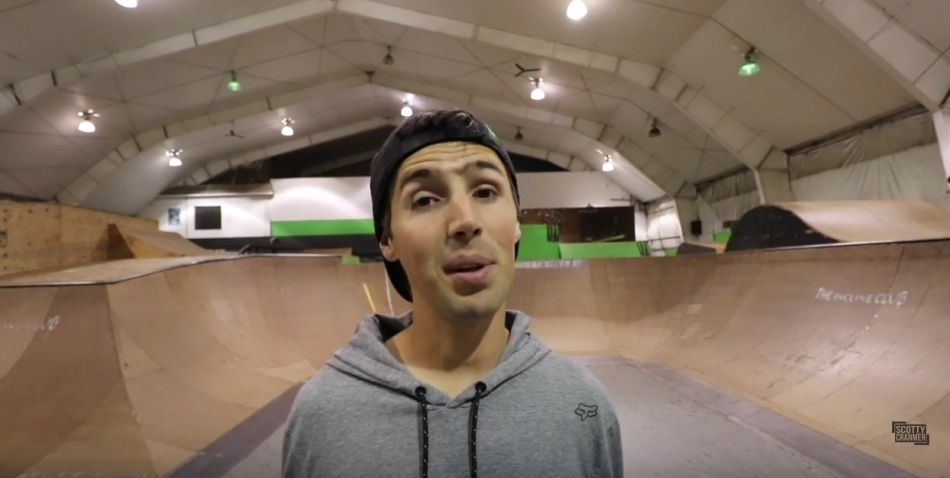 MY SKATEPARK IS CLOSING DOWN. By Scotty Cranmer