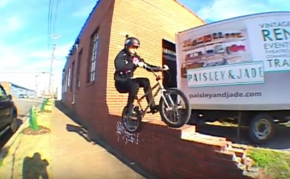 BMX- Curtis Cantwell- 440 volts! by FBM Bike Co.
