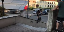 LUCA PERRONE-Come back with the leg BMX EDIT