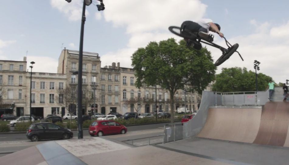Thomas Carrot Welcome Edit ( Bmx Avenue x Tall order x Vocal bmx ) from Fabien Loaec