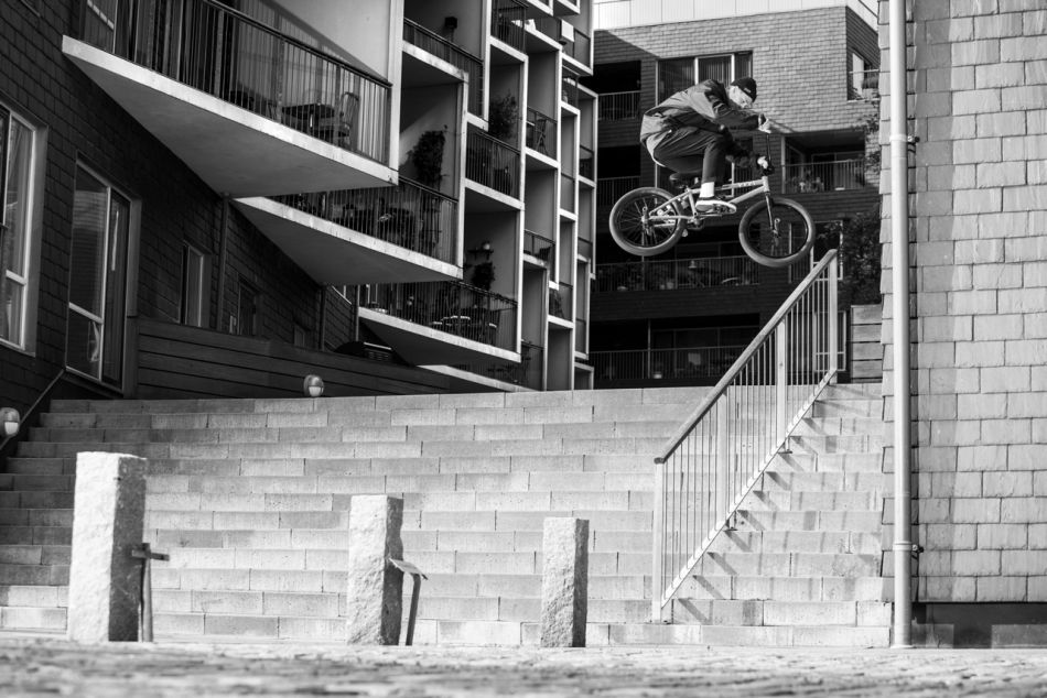 Vans Presents UNFILTERED 1 - CPH feat. Anthony Perrin and Kilian Roth | BMX | VANS