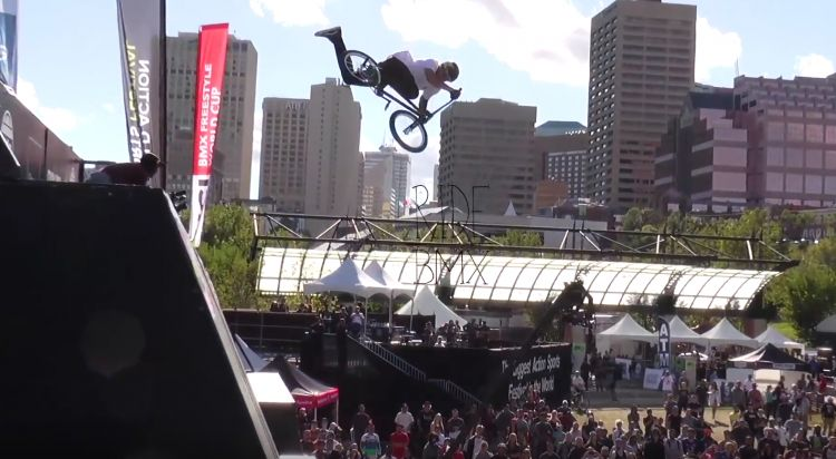 FISE WORLD EDMONTON - UCI PARK World Cup SEMI FINALS by Ride BMX