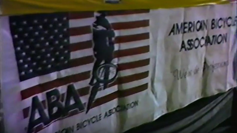 Oldskool ABA Anaheim Convention Center BMX race (1980) by mockmotorsports