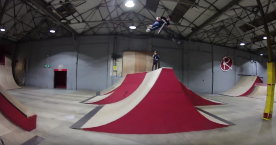 AMAZING 14 YEAR OLD BMX PRO | Dylan Hessey by Rampworx Skatepark