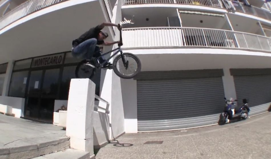 Fran Agudelo '17 - Welcome to Action Wheels …  by BmxMallorca