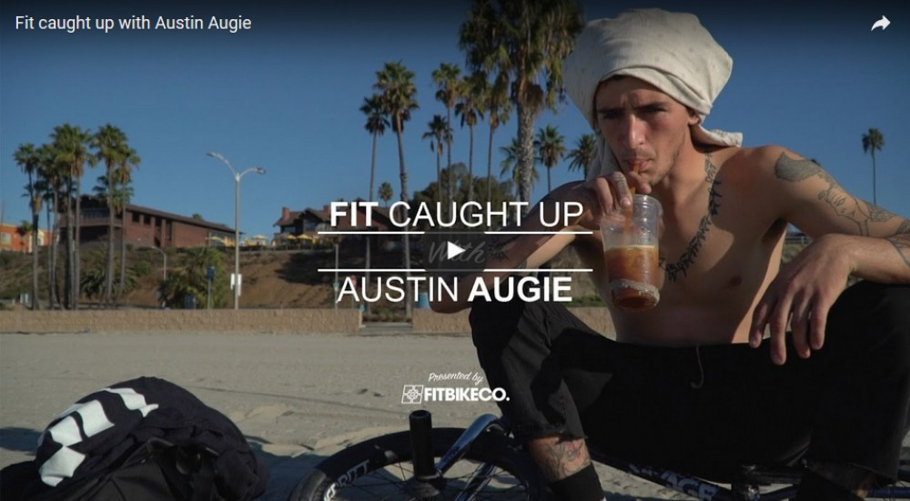 Fit caught up with Austin Augie by Fitbikeco.