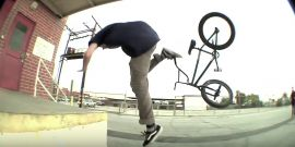 ALEC SIEMON - MONSTER MASH BMX STREET DVD by COMMON CREW