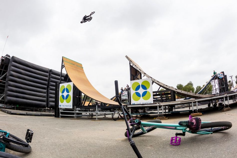 Highlights From BMX Best Tricks Qualifiers for Nitro World Games 2017
