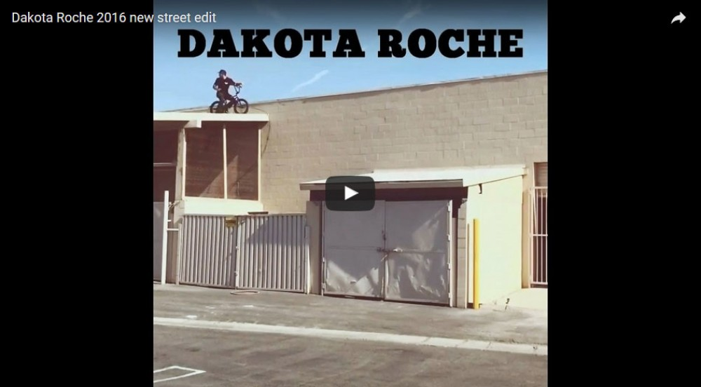 Dakota Roche 2016 new street edit by tiM Production