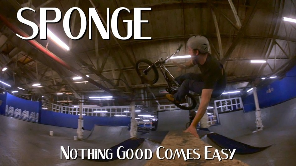 Sponge - Nothing Good Comes Easy @Brant_Moore