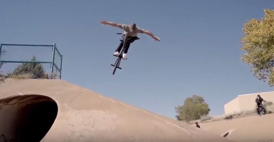 Vans BMX Illustrated: Sean Sexton and Brian Kachinsky Full Part
