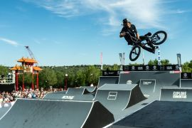UCI World Cup PARK FINALS - FISE WORLD EDMONTON 2018 by Ride BMX