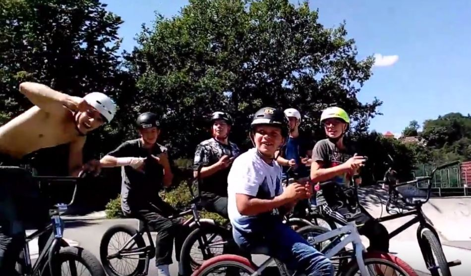 BMX - Camp am Bodensee 2017 by INFACTION