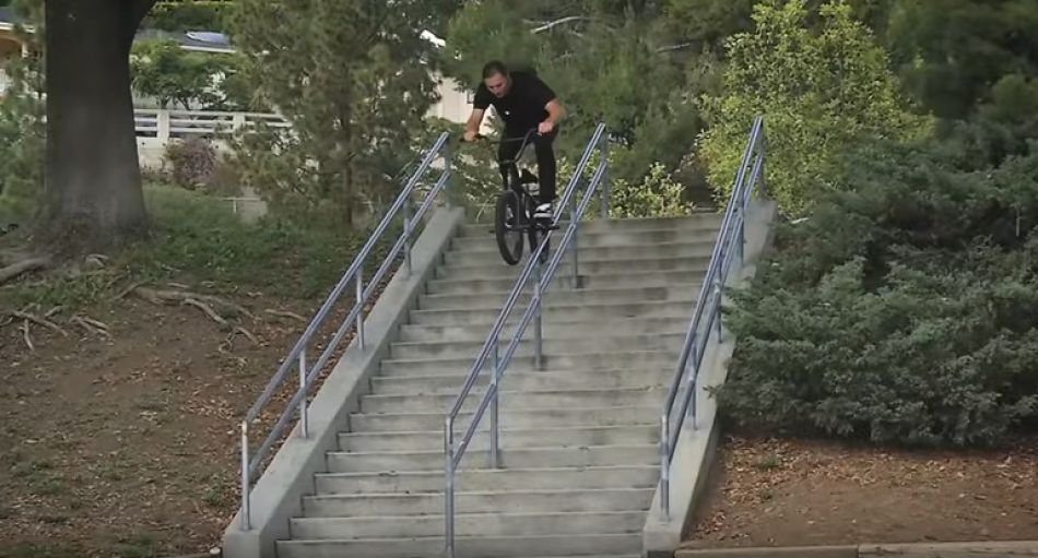 Vans BMX Illustrated: Calvin Kosovich Full Part