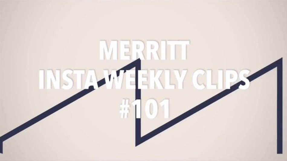 MERRITT - Insta Weekly Clips #101  from Evo Distribution