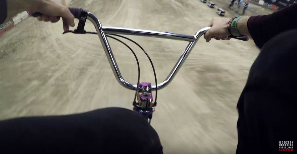 X Games from by rider's perspective | Godziek Brothers