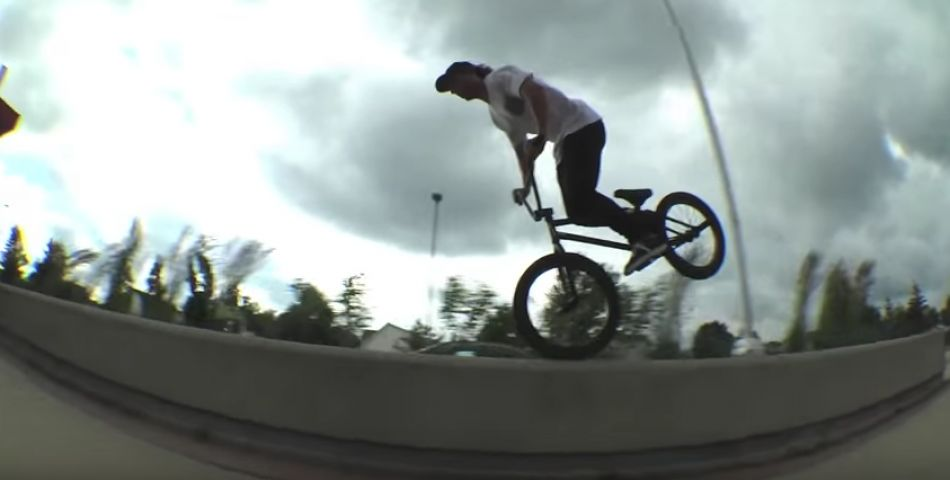WETHEPEOPLE BMX: Welcome Dean Hartley