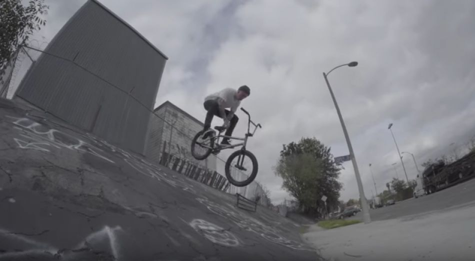 "FELIX PRANGENBERG - WETHEPEOPLE ""ENDSTATE"" by Ride BMX"