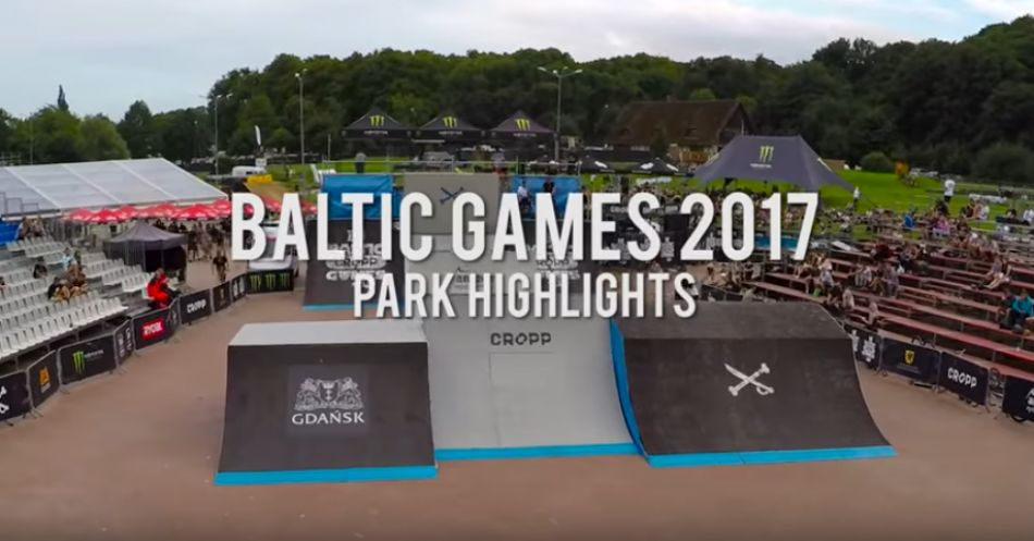 Baltic Games 2017: Park Highlights