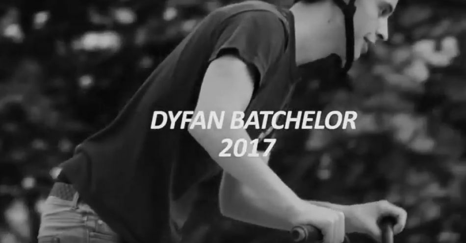 Dyfan Batchelor // 2017 Colab Crew