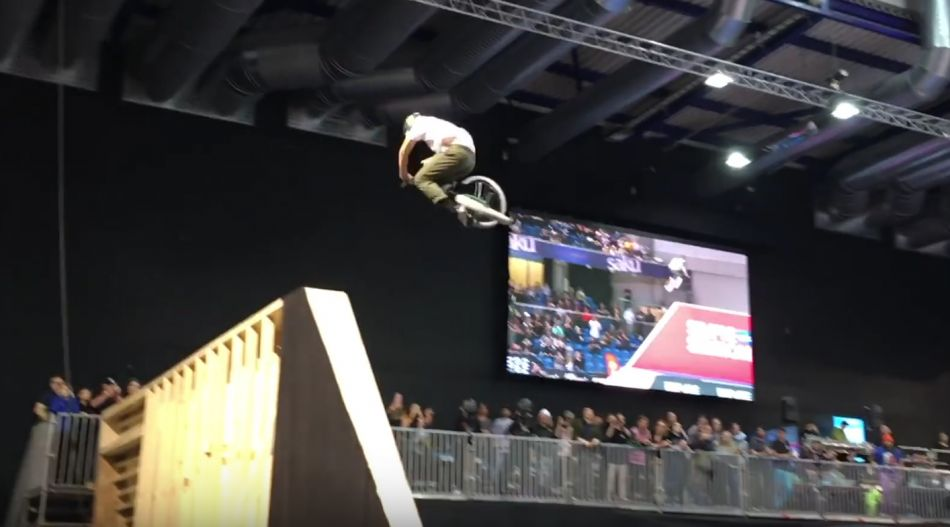 20FT HIGH DEADLY TAILWHIP DROP IN! by Anthony Panza