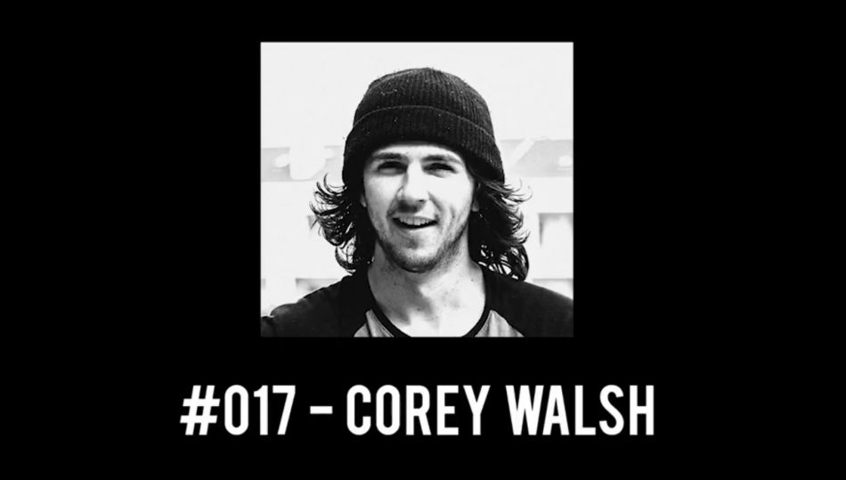 #017 - Corey Walsh / The Rollback: a BMX Podcast