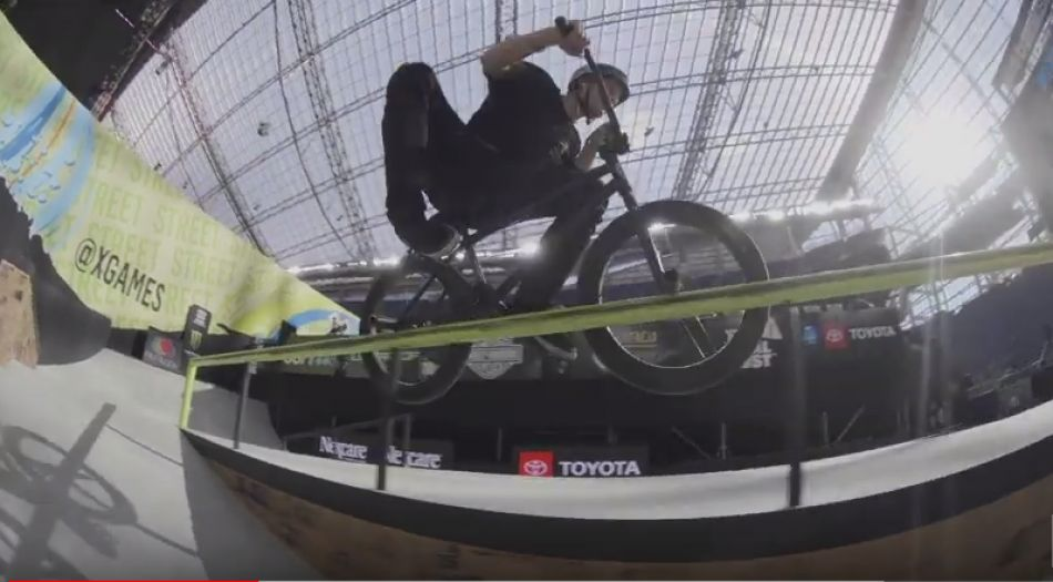 X GAMES 2018 - FIRST STREET PRACTICE by Ride BMX