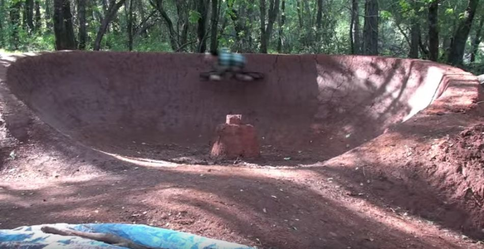NWC TV Redding trails NW, by bmx channel