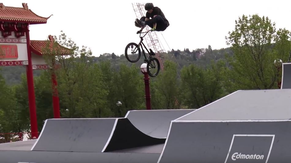 FISE WORLD EDMONTON - MEN'S PARK QUALIFYING (DAY 1) by Ride BMX