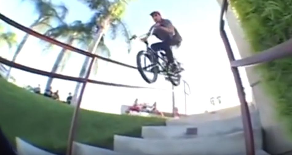 "THANK YOU - HILARIO OLIVOS ""FRESH MEAT"" SECTION (BMX)"
