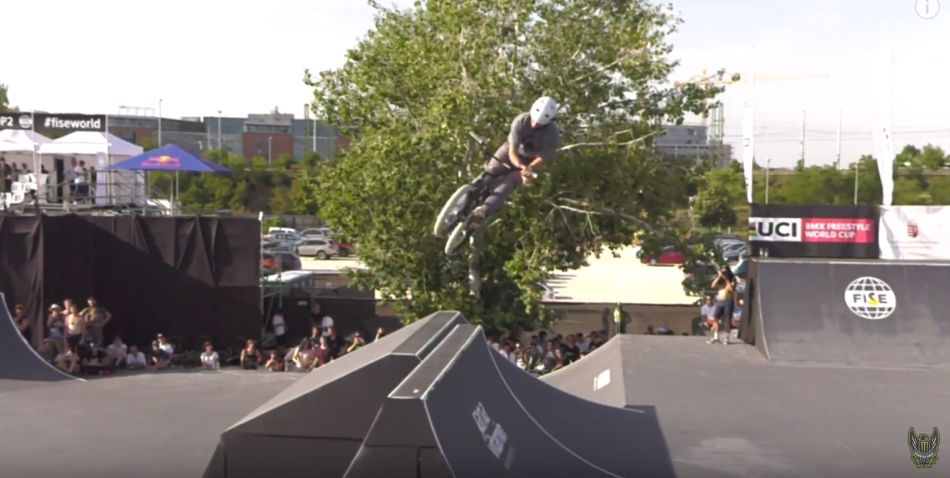 Monster Army BMX at FISE | Budapest, Hungary by Monster Army