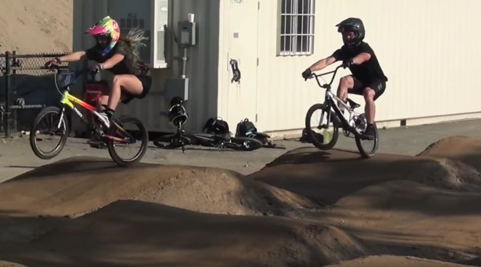 Riding the Chula Vista Dirt Park! by Connor Fields