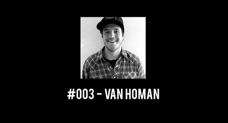 #003 - Van Homan / The Rollback: a BMX Podcast
