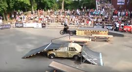 BMX Street / BMX Cologne 2017 / Almost Raw Webisode Day 1 by WOOZY BMX VIDEOS