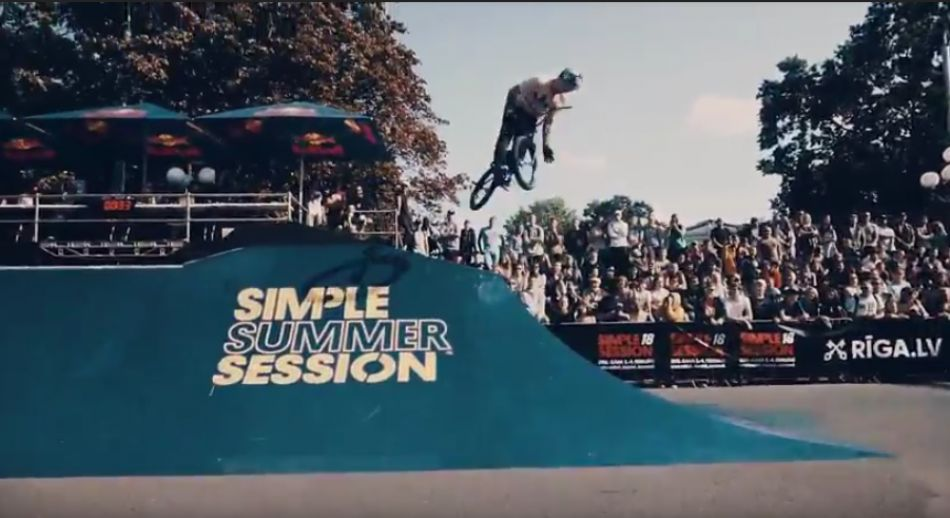 SIMPLE SUMMER SESSION 2017 in RIGA OFFICIAL HIGHLIGHTS
