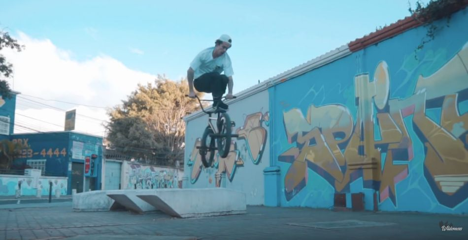 BMX - Wilderness VS Guatemala by Wilderness BMX