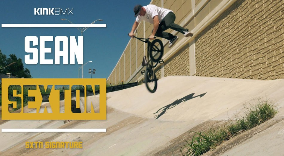 Sean Sexton Powerhouse in the Streets - Kink BMX