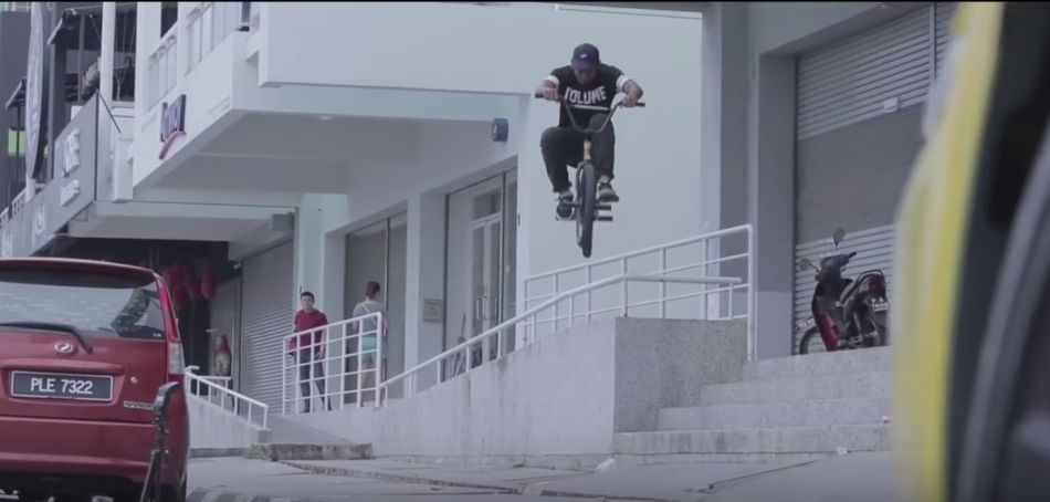 "Full length ""BONA FIDE"" video by Kayuhbmx"