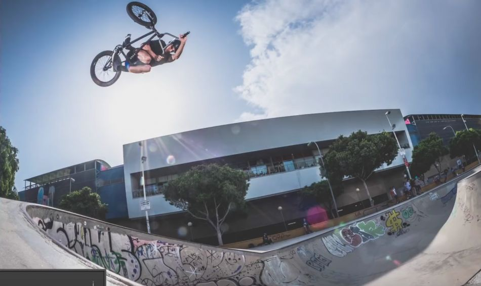 Point of Shooter POS - BMX in Malaga with Miguel Cuesta by Marmophoto