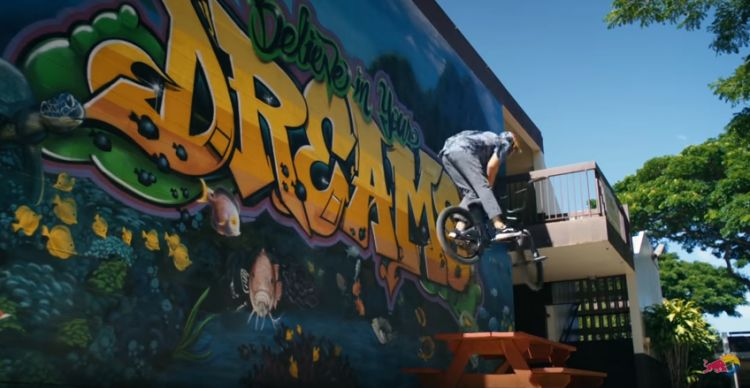 Jody MacDonald Captures BMX Rider Tyler Fernengel Frozen in Mid-Air | Project: Behind the Lens