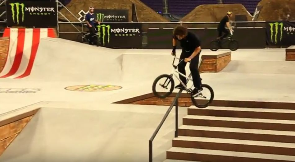 X Games 2017 - BMX Street and Park Practice - Raw BMX Union