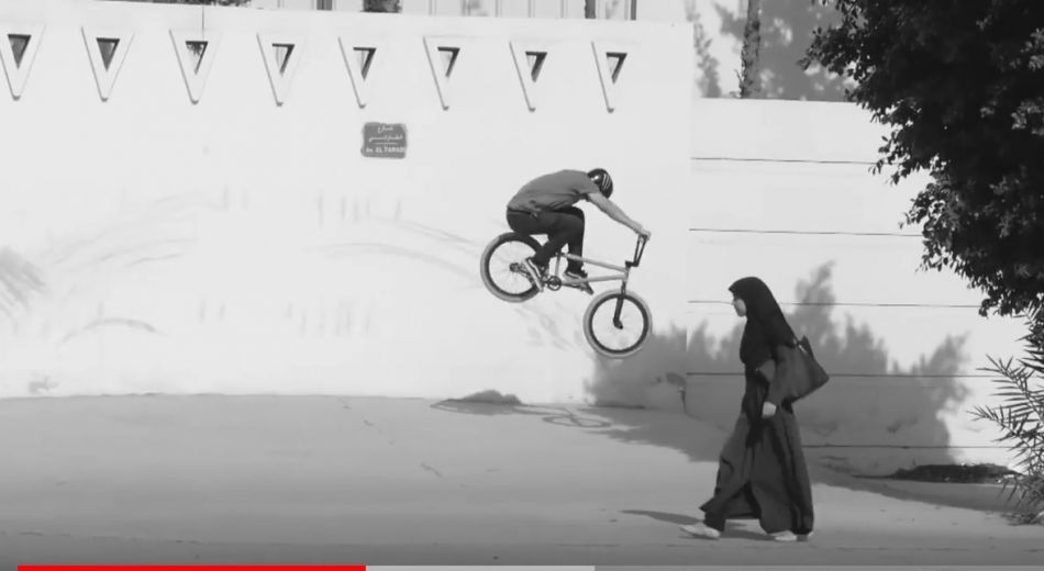 Vans Presents UNFILTERED - Morocco feat. Bruno Hoffmann & Alex Donnachie | BMX | VANS